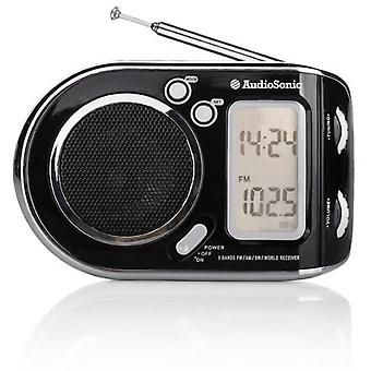 Audiosonic Audiosonic Rd1519 Portable Radio (Home , Electronics , Radios)