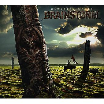 Brainstorm - Memorial Roots-Digi-Pak [CD] USA import