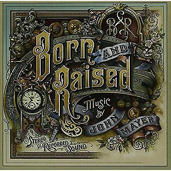 John Mayer - Born & Raised [CD] USA import