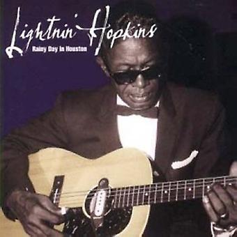 Lightnin' Hopkins - Rainy Day in Houston [CD] USA import
