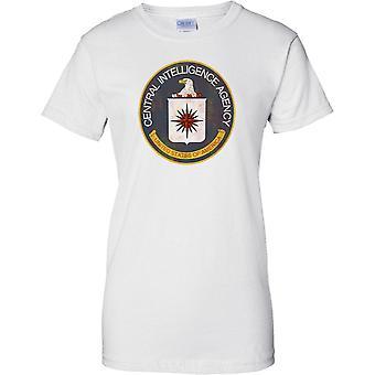 Central Intelligence Agency - CIA - amerikanske spionen byrået - Cool - damer T skjorte
