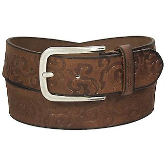 Tom tailor leather buckle belt TW1006R61-640