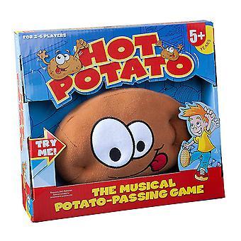 البطاطا البطاطا الساخنة الموسيقية تمرير لعبة العمر 5 +