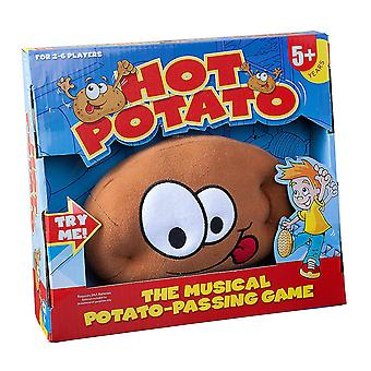 Hot Potato Musical Potato Passing Game Age 5 +