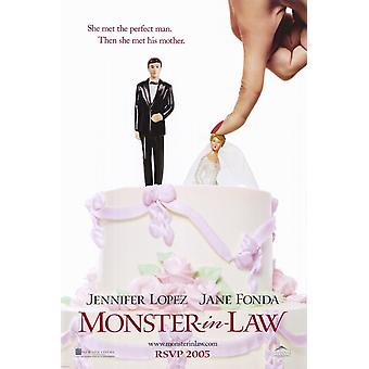Monster-in-Law Movie Poster (11 x 17)