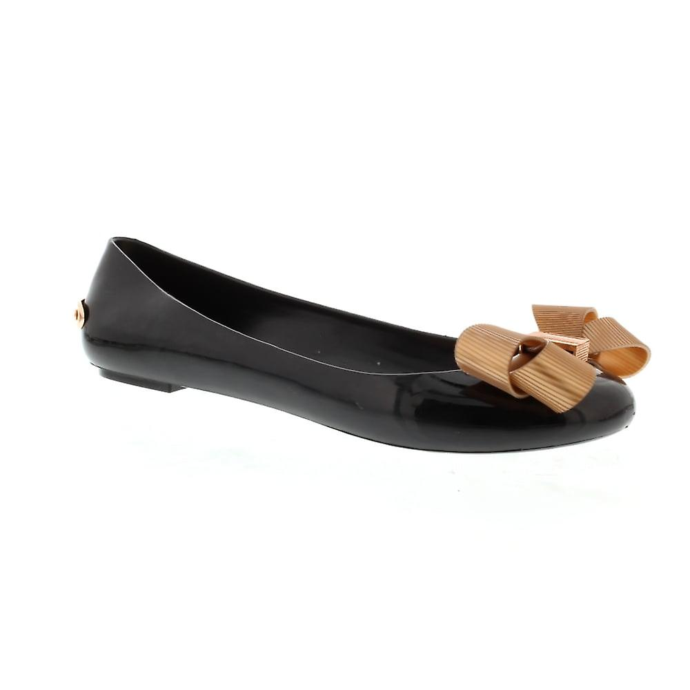 Ted Baker Larmiar - Black PVC (Man-Made) Womens Shoes
