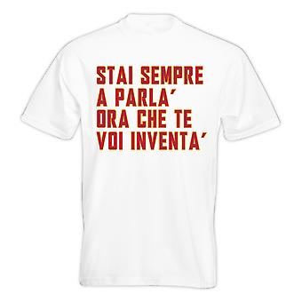 Francesco Totti Stai Sempre T-shirt (biały)