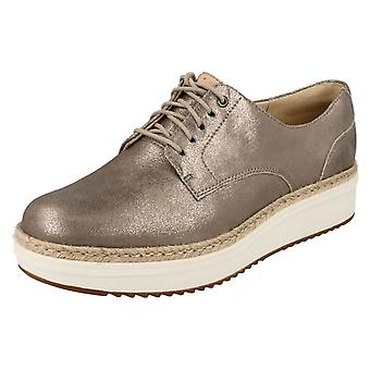 Sapatos de senhoras Clarks Brogue estilo Teadale Rhea