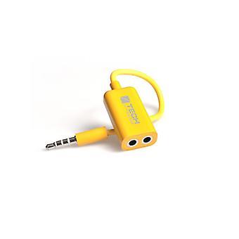 Dual Adapter für zwei Geräte (Dual Musik Adapter)