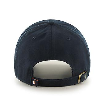 47 brand MLB Houston Astros städa upp Cap - Navy