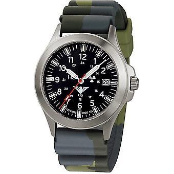 KHS watches mens watch platoon titanium KHS.PT. DC3