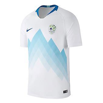 2018-2019 Slovenia Home Nike Football Shirt
