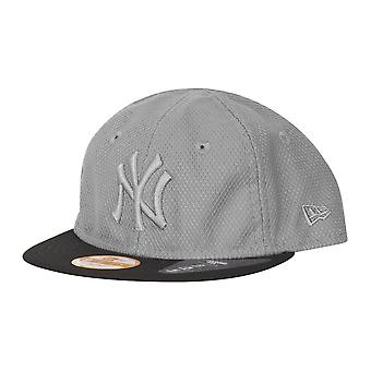 New era 9Fifty Snapback baby Cap - DIAMOND NY Yankees grey