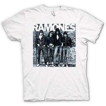 Mens T-shirt - Ramones - Punk Rock - Album Art