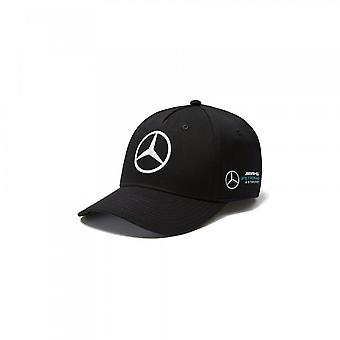 Mercedes AMG Petronas 2018 Team hætte sort