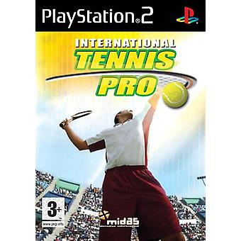 Internationale Tennis Pro (PS2)