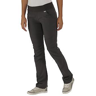 Regatta Womens/Ladies Zarine Showerproof Slim Fit Walking Trousers