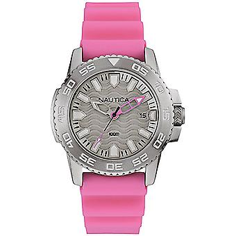Nautica ladies watch NAI12533G watch silicone