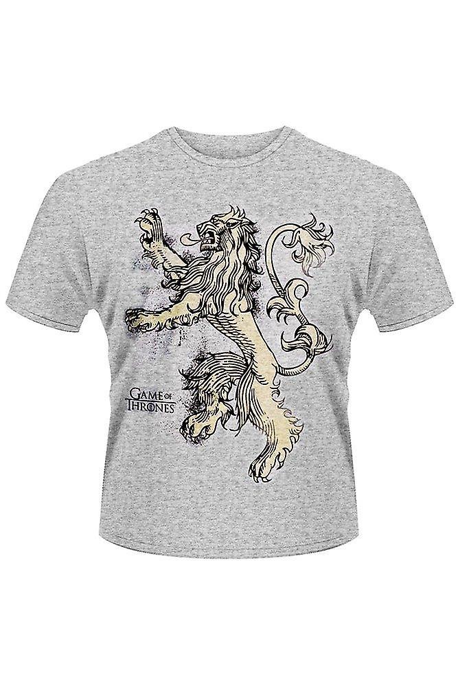 GAME OF THRONES - LION - T-Shirt Men's[XL]