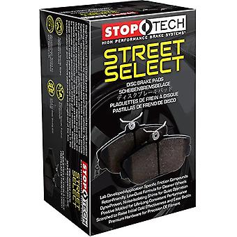 StopTech 305.11020 Street Select Brake Pad with Hardware, 5 Pack