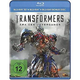 blu-ray 3D Transformers 4 - Ära des Untergangs (+2D Blu-ray) FSC: 12