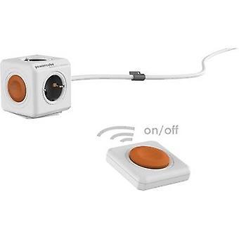 Segula 50430 Socket cube 4 x White, Orange PG connector