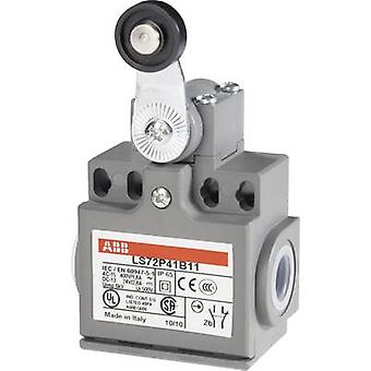 ABB LS72P41B11 Limit switch 400 V AC 1.8 A Lever momentary IP65 1 pc(s)