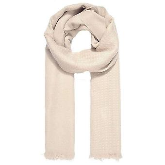 Intrigue Thick Scarf - Ivory