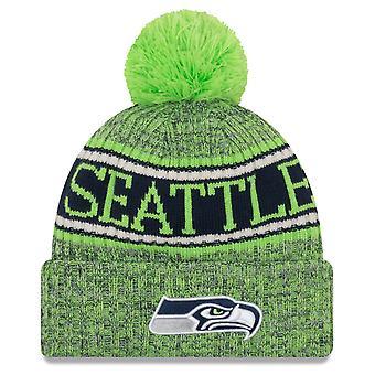 Linea laterale nuova era NFL invertire Cap - Seattle Seahawks