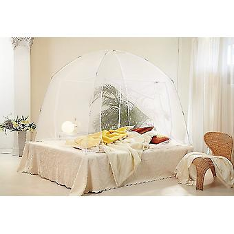 Mosquito repellent mosquito net travel mosquito mosquitoes mobile white 200 x 180 x 155 cm