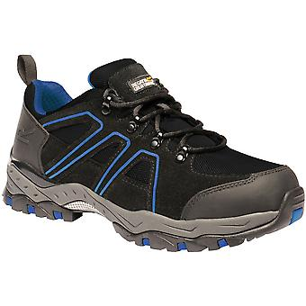 Regatta Mens Pro Downburst Light Safety Workwear Trainers