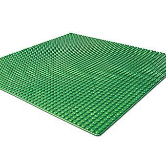 BanBao インターロッ キング ブロックの大規模な緑の基本プレート 8492 15