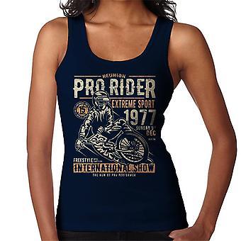 Pro Rider motorcykel internationella Visa kvinnor Vest