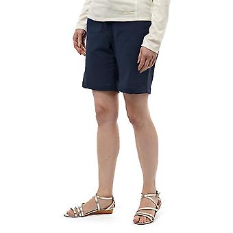 CRAGHOPPERS WOMENS NOSILIFE FLEURIE SHORTS