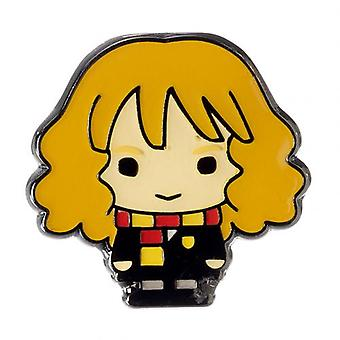 Harry Potter Badge Chibi Hermione