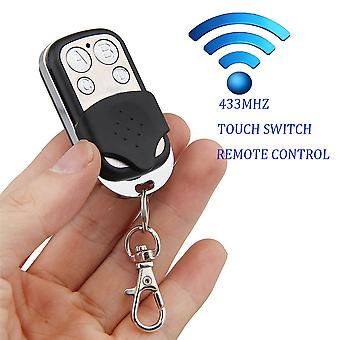 Sonoff 433 MHz 4-Channel Wireless Smart RF Remote Control electric gate Door Smart key chain Controller