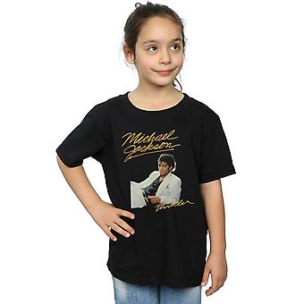 Michael Jackson Girls Thriller albumu T-Shirt