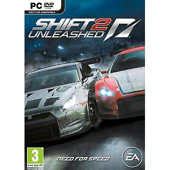 Need for Speed Shift 2 Unleashed (PC DVD) - Factory Sealed