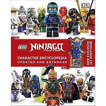 LEGO Ninjago Character Encyclopedia (Updated Edition) by DK - 9780241