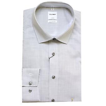 Olymp Shirt 1022 Stone