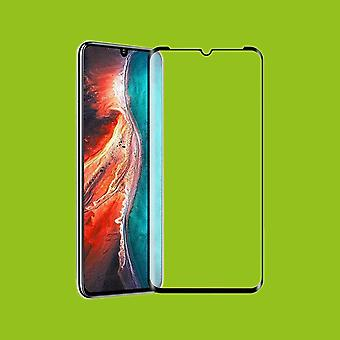 Hard for Huawei P30 Lite 4 d full curved tempered glass foil 0,3 mm H9 black cover