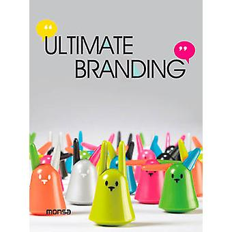 Ultimate Branding by Monsa - 9788415829416 Book