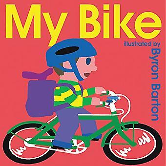 Mijn fiets Board boek