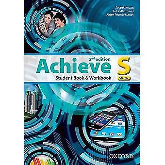 Alcançar: Starter: estudantes livro/pasta de trabalho