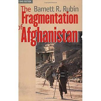 Fragmenteringen av Afghanistan