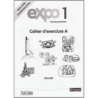 Expo 1 Nouvelle édition - corrigés de Cahier A - Pack de 8: classeur une (Expo 11-14)