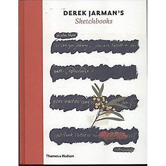 Album di schizzi di Jarman