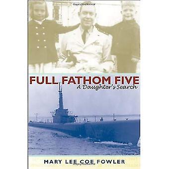 Full Fathom Five: Eine Tochter Suche