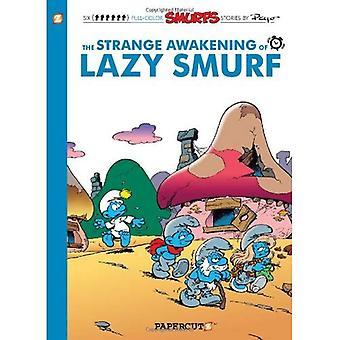 L'étrange réveil du Schtroumpf paresseux (Schtroumpfs Graphic Novels)