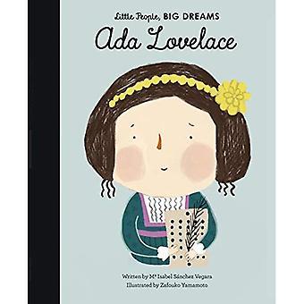 Ada Lovelace - Little People, Big Dreams (Hardback)